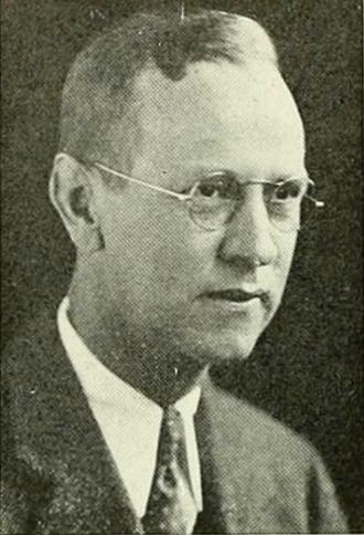 Bob Fetzer - Fetzer pictured in 1938 Yackety Yack, North Carolina yearbook