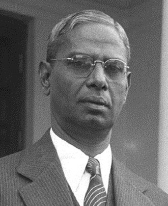 Minister of Finance (India) - Image: R. K. Shanmukham Chetty