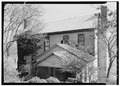 REAR ELEVATION - Netherland Inn, 2144 Knoxville Highway, Kingsport, Sullivan County, TN HABS TENN,82-KINPO,1-4.tif