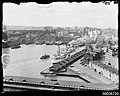 RMS STRATHAIRD at West Circular Quay, 1932 (8187662296).jpg