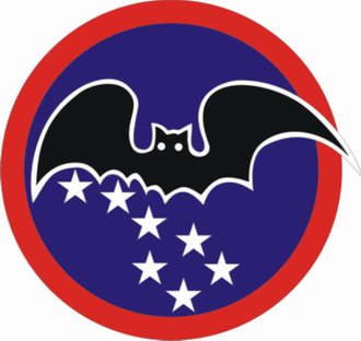 Black Bat Squadron - Black Bat Squadron official emblem