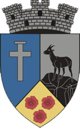 Zărnești - Image: ROU BV Zarnesti Co A