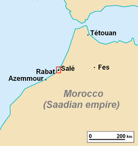 Rabat-Salé - Republic of Bouregreg - 1627-1668 - eng.PNG