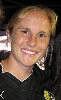 Rachel Van Hollebeke National Womens Soccer League defender and US national team member