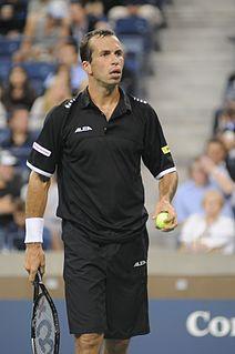 Radek Štěpánek Czech tennis player