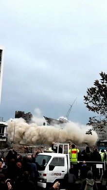 File:Radio Network House implosion.ogv