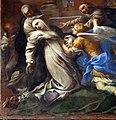 Raffaello vanni, santa caterina da siena riceve le stiommate, 1655, 02.jpg