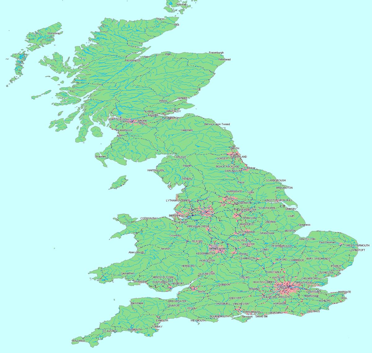 8c367edde9fb Железнодорожный транспорт Великобритании — Википедия