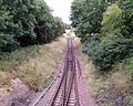 Rail line North of Birkhill - geograph.org.uk - 1447183.jpg