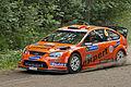 Rally Finland 2010 - shakedown - Henning Solberg 1.jpg