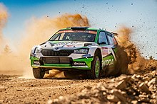 Rally de Portugal 2019 - ŠKODA FABIA Rally2 evo
