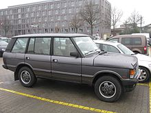The Post Facelift Range Rover Was Available With An 8 Inch Longer Wheel Base As Lse Version Such In This Early 1990s Example