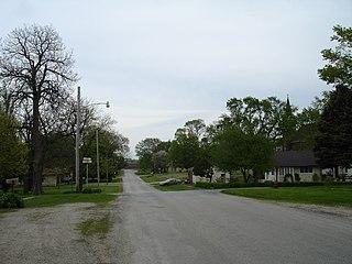 Ransom, Illinois Village in Illinois, United States