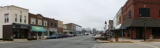 Rantoul, Illinois - Downtown Rantoul
