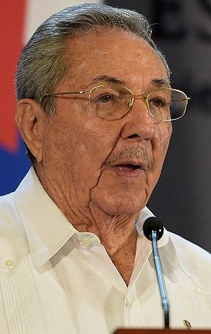 Raúl Castro - Image: Raul Castro cropped