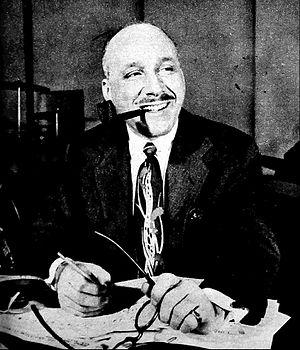 Ray Bloch - Image: Ray Bloch 1951