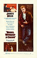 Picture of a movie: Rebel Without A Cause