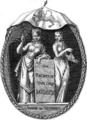 Rechten van de Mensch en Gelijkheid, op de Vrijheidsboom te Amsterdam, 1795.png