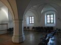 Refectory of the Dominican convent in Lublin.png