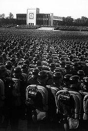 Nuremberg party rally 1935