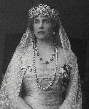Victoria Eugenie of Battenberg - Image: Reina Victoria Eugenia