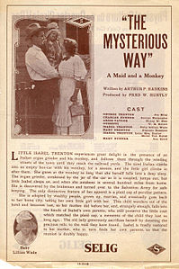 Release flier for THE MYSTERIOUS WAY, 1913.jpg