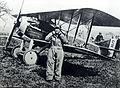 René Fonck Spad XIII Spa 103 en 1918.JPG