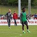 Renato Sanches Training 2017-05 FC Bayern Muenchen-4.jpg