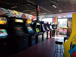 History of arcade games aspect of history