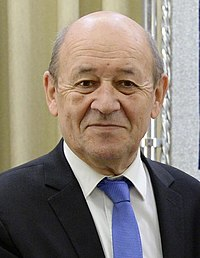 Reuven Rivlin at a meeting with Jean-Yves Le Drian, March 2018 (9730) (cropped).jpg