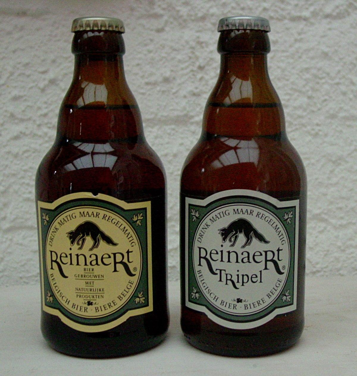 Citaten Uit Reinaert De Vos : Reinaert bier wikipedia