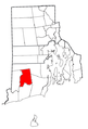 Rhode Island Municipalities Richmond Highlighted.png