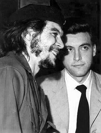 Jorge Masetti - Masetti with Che Guevara