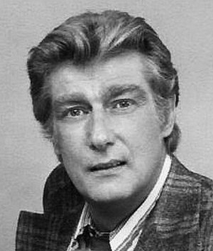 Richard Mulligan - Richard Mulligan in 1977