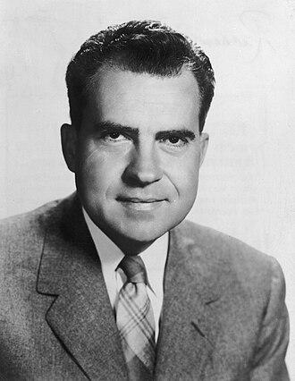 California's 12th congressional district - Image: Richard Nixon congressional portrait