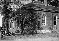 Richmond County Courthouse, U.S. Route 360, Warsaw (Richmond County, Virginia).jpg
