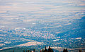 Ride with Simeonovo Cablecar to Aleko, view to Sofia 2012 PD 040.jpg