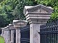 Rideau Hall fence posts along Princess Avenue.jpg