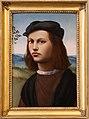 Ridolfo del ghirlandaio, ritratto di giovane, 1500-10 ca.jpg