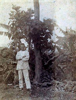 Rimbaud à Harar en 1883