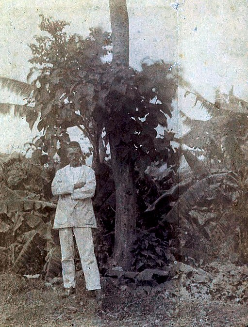 Rimbaud in Harar
