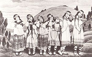May 29: The Rite of Spring is premiered in Paris. RiteofSpringDancers.jpg