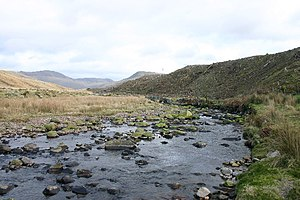 River Bleng - River Bleng upstream of Blengdale Forest