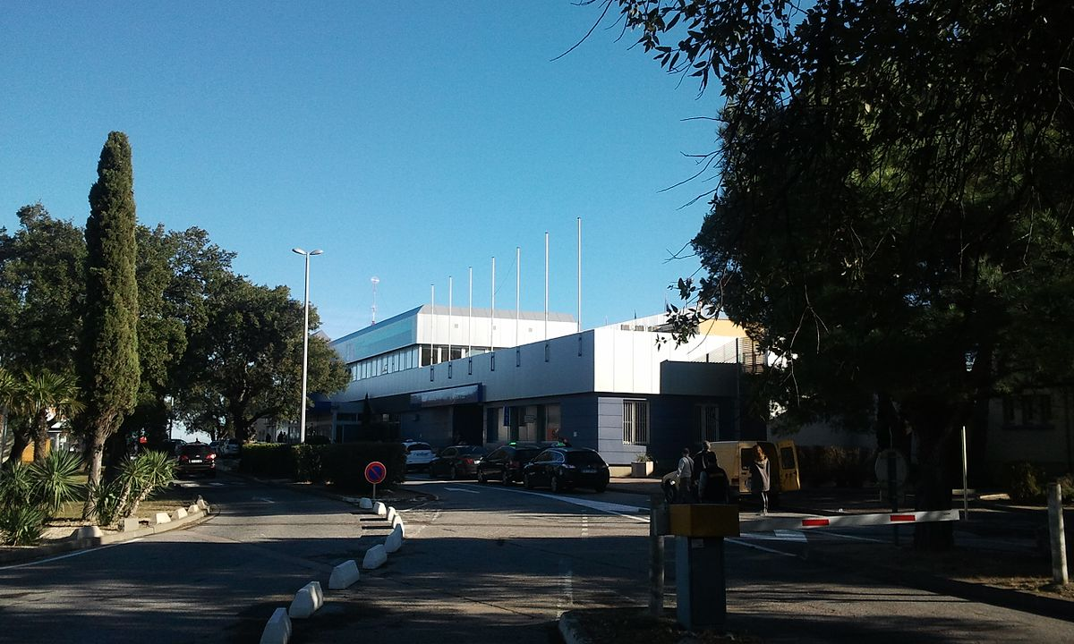 Perpignanrivesaltes Airport Wikipedia