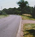 Road Bend on A47 at Magpie Cottages, Pentney, Norfolk - geograph.org.uk - 36710.jpg