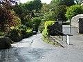 Road passing the church, Pilton - geograph.org.uk - 1310907.jpg