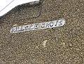 Road sign, Hillside Grove, London N14 - geograph.org.uk - 1091169.jpg
