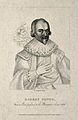 Robert Fludd. Stipple engraving by R. Cooper after M. Merian Wellcome V0001946.jpg