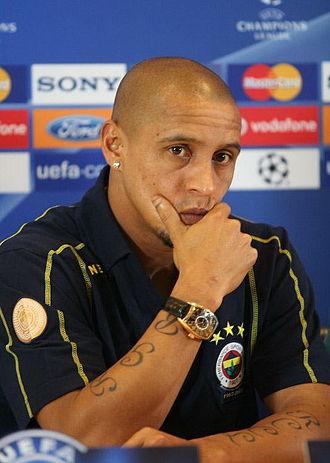 Roberto Carlos - Roberto Carlos with Fenerbahçe in 2007