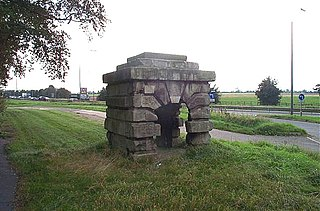 Barnsdale human settlement in United Kingdom